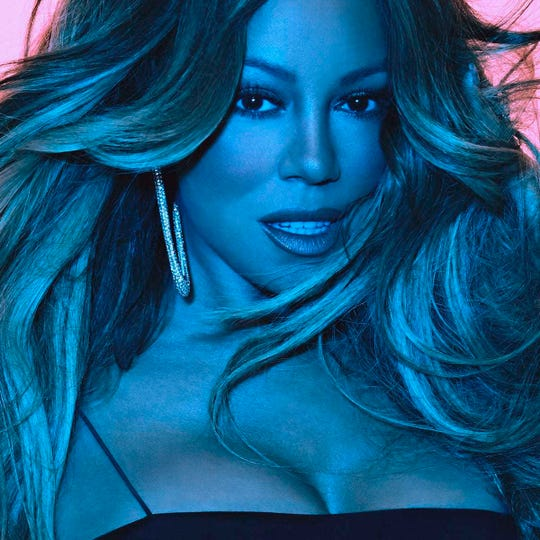 """""""Caution"""" by Mariah Carey"""
