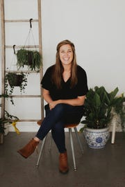 Katie Martin, co-owner of Help You Dwell