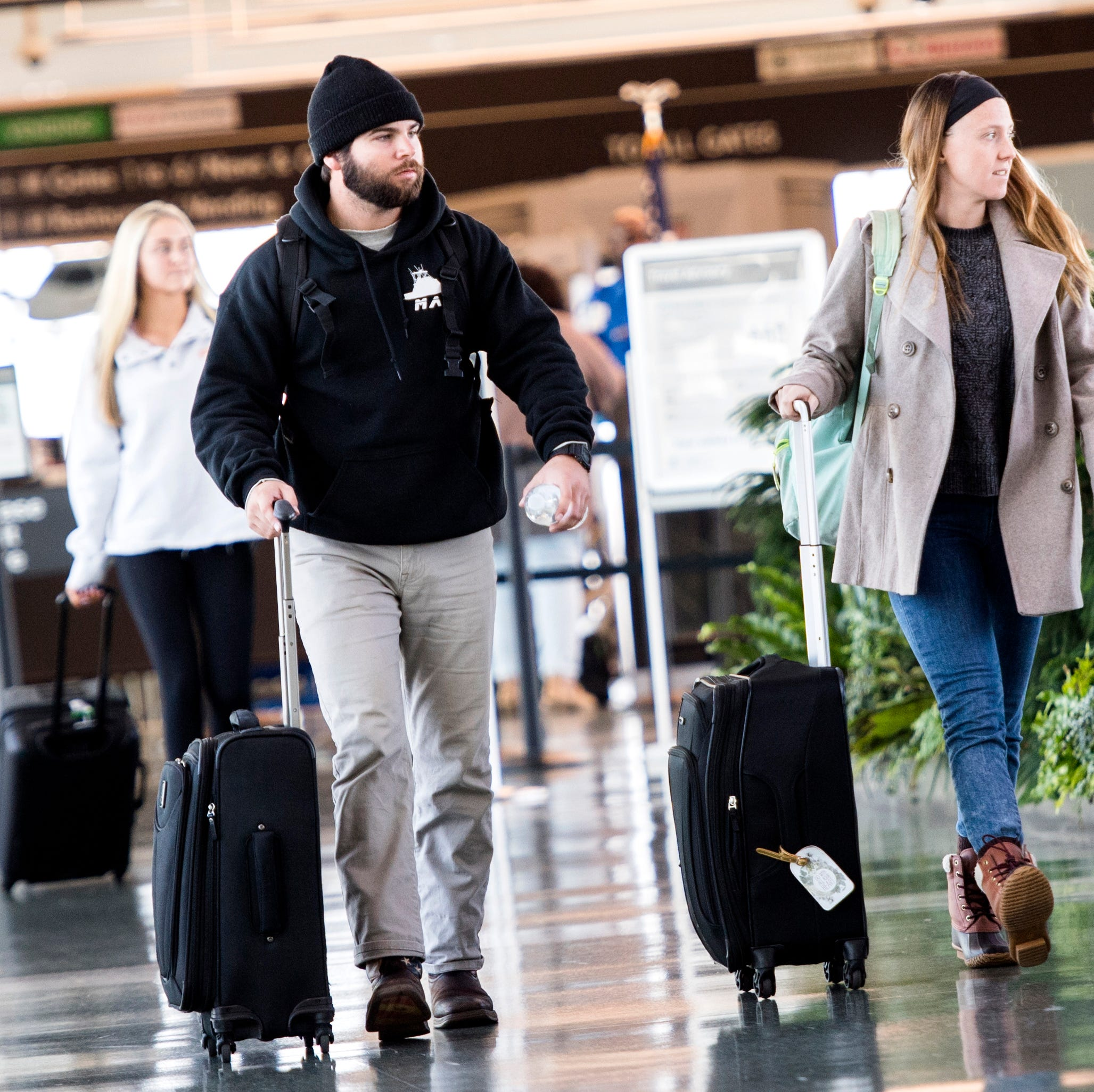 Flying out of McGhee Tyson? Airlines may let you reschedule due to winter storm