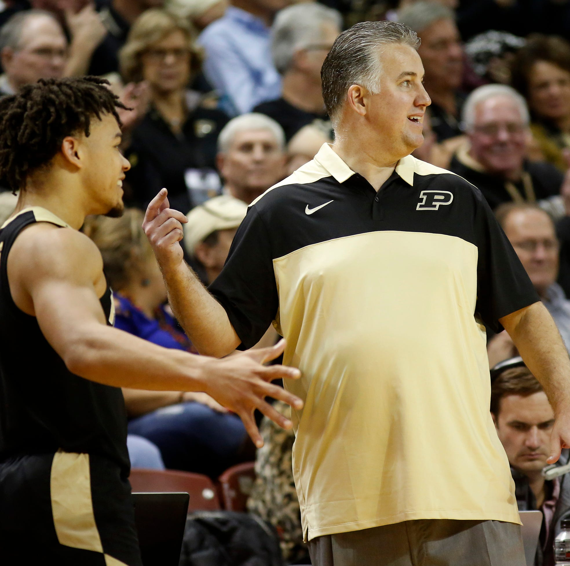 Purdue basketball's Matt Painter and Carsen Edwards lead Associated Press All-Big Ten team