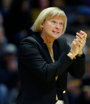 Purdue coach Sharon Versyp and her staff devised a defensive strategy that held No. 17 Iowa 25 points below its season average.