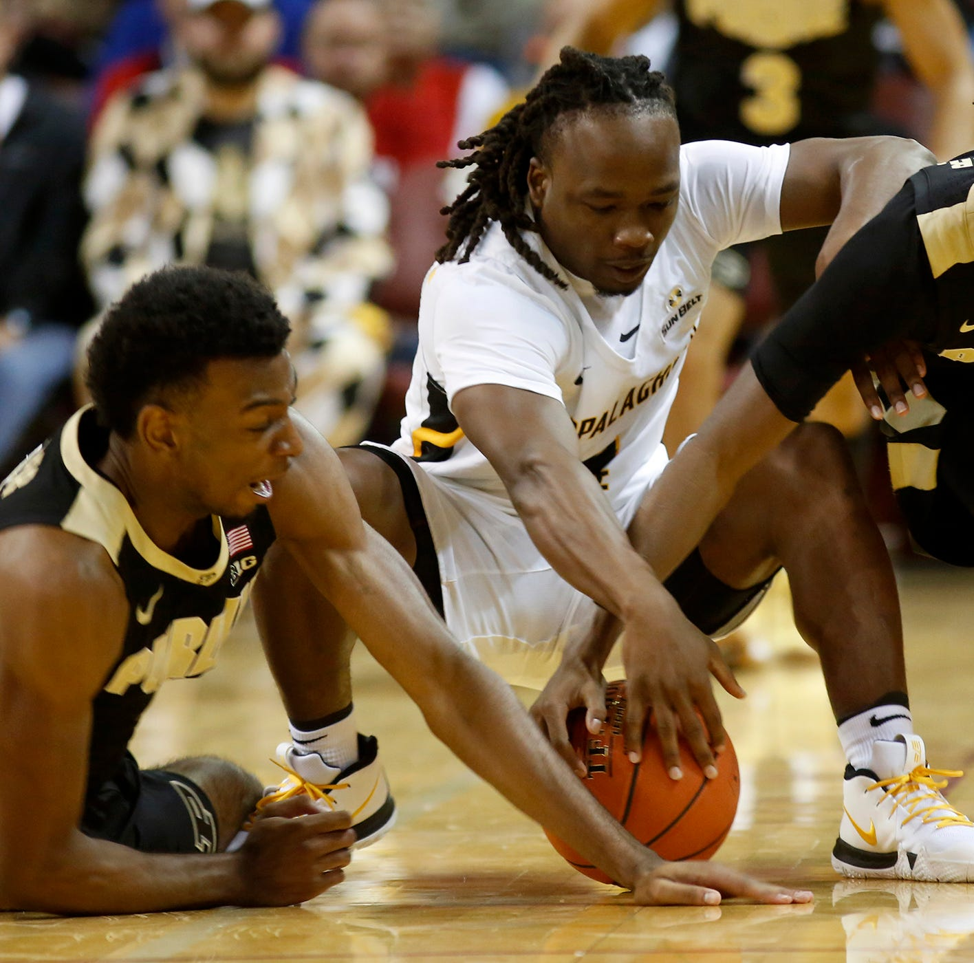Purdue basketball's defense set the opening tone in victory over Appalachian State