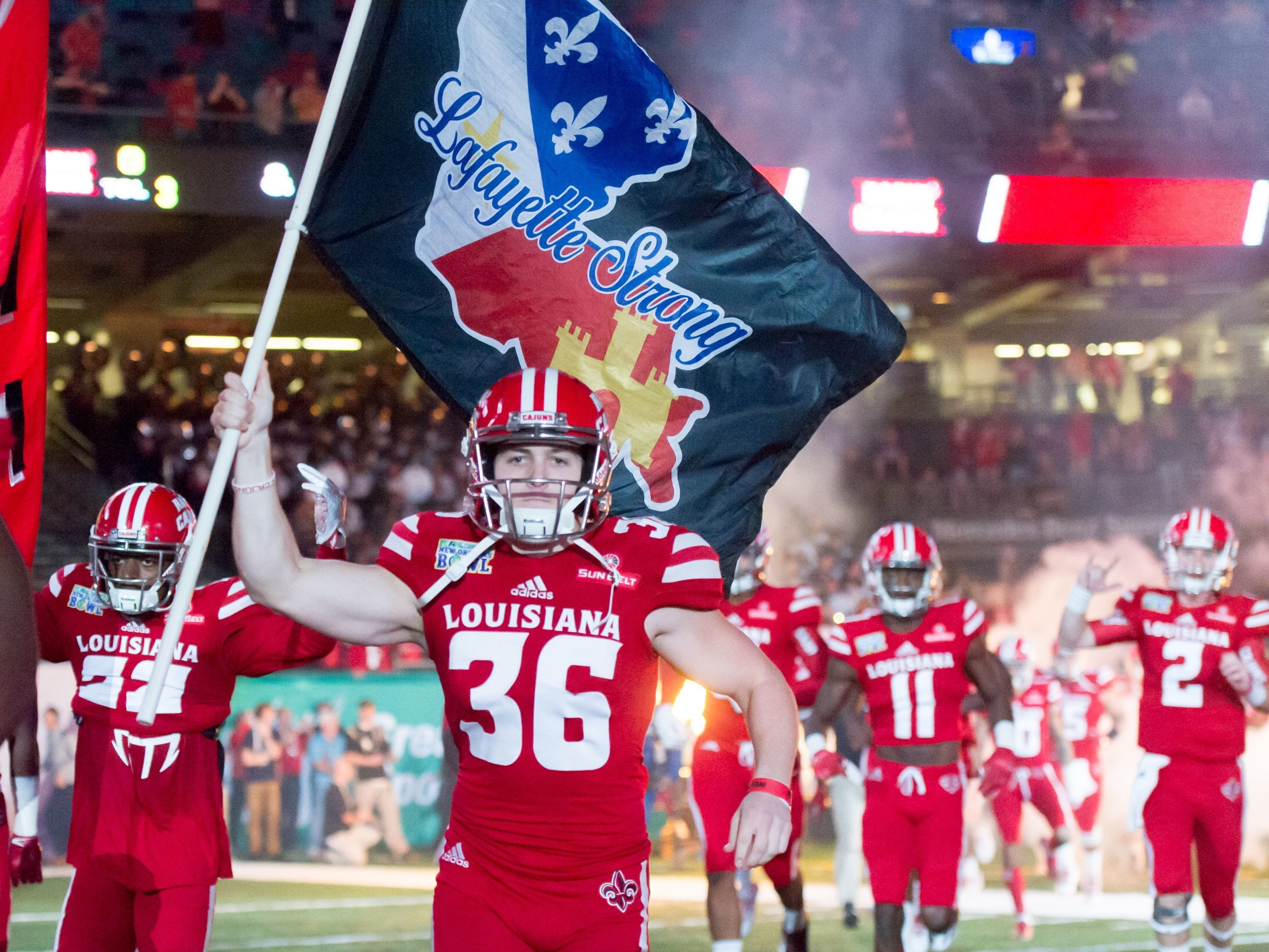 UL's road to the New Orleans Bowl not so easy anymore