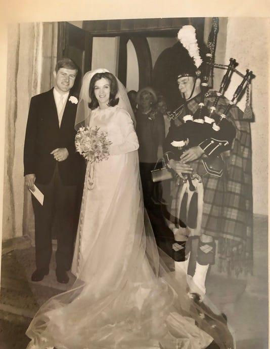 Marilyn Lawson Wedding