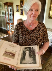 Marilyn Lawson moved from Scotland to Crowley, Louisiana, on Thanksgiving Day 1969.