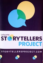 Lafayette Storytellers is June 11.
