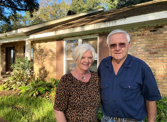 Marilyn Lawson moved from Scotland to Crowley, Louisiana, on Thanksgiving Day 1969. She and husband Larry Lawson, a Crowley native, met when he was stationed in Scotland with the U.S. Navy.