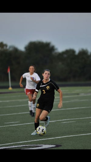 Bloom-Carroll junior Makenzee Mason is the 2018 Eagle-Gazette Girls Co-Soccer Player of the Year.