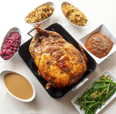 Turducken: Louisville restaurant swears by the holiday dish