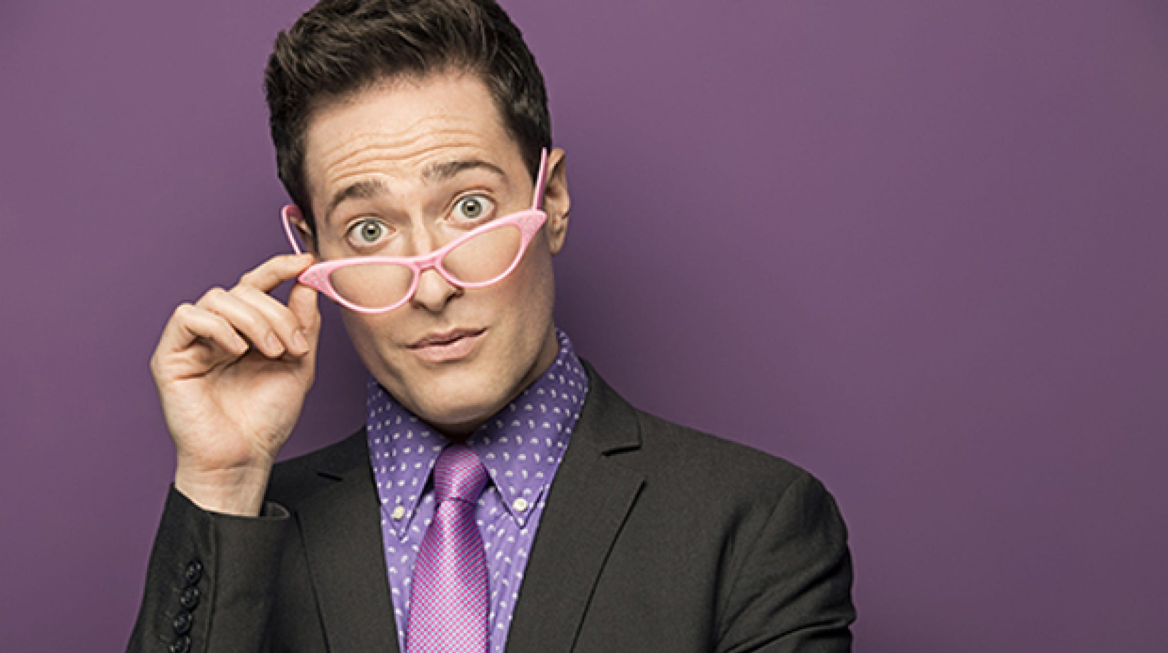 Randy Rainbow and his viral political videos are coming to Louisville