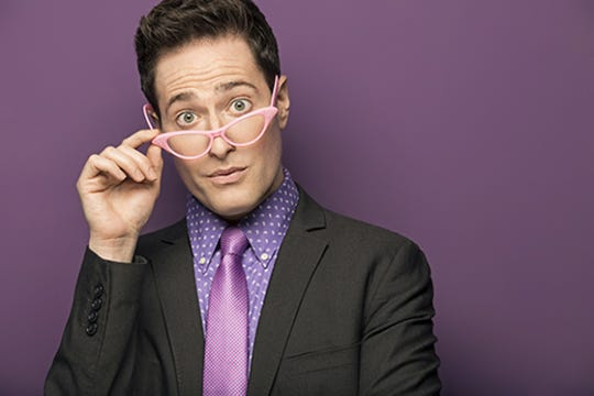Randy Rainbow is bringing his wildly popular song parodies and political satire to the Palm Springs Cultural Center on Nov. 24 .