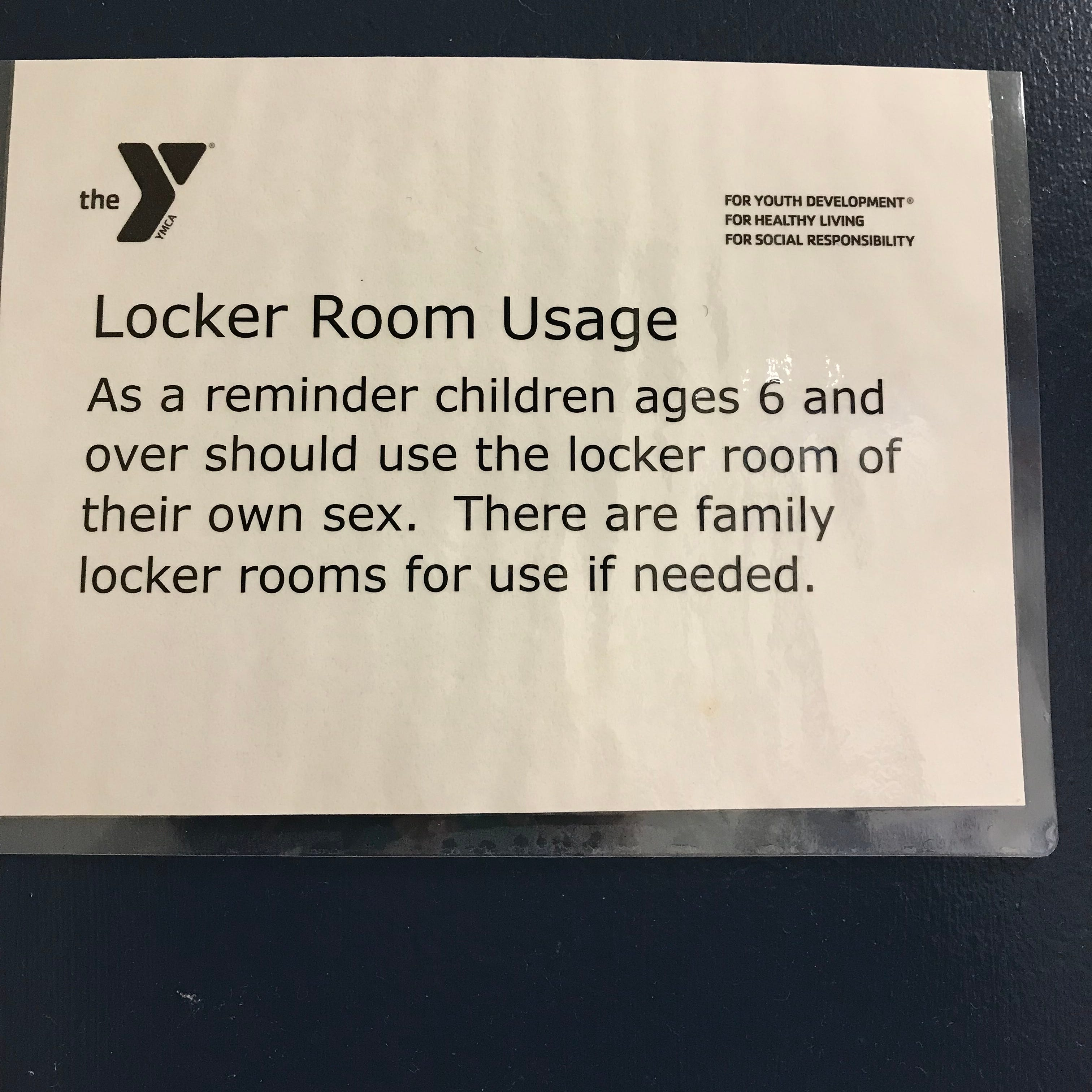 Putnam: Do 6-year-olds belong in the locker rooms of adults of the opposite sex?