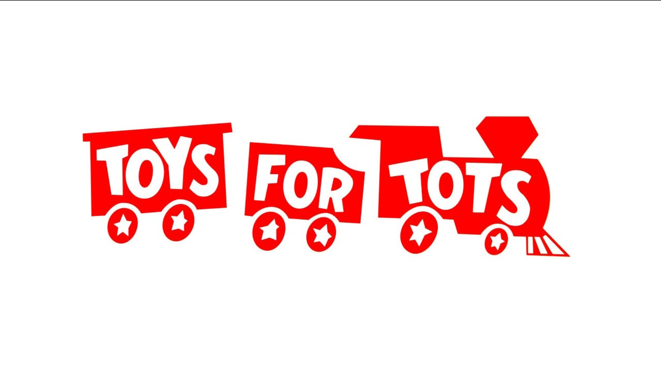 The 2018 Toys For Tots Campaign Is Underway