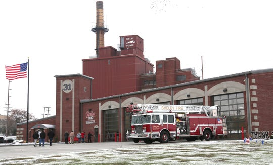 Visitors and guest came to the opening of the new Shelby fire station on Friday. The new station replaces one built in 1872, which was one of the oldest continually run fire stations in the country.