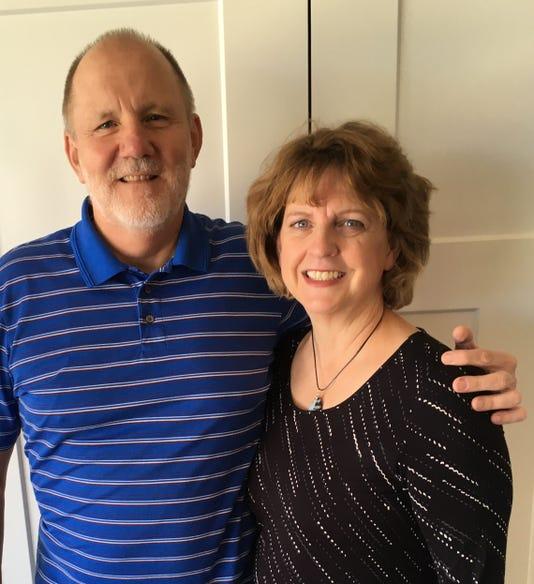Deb And Ken Cameron 2018