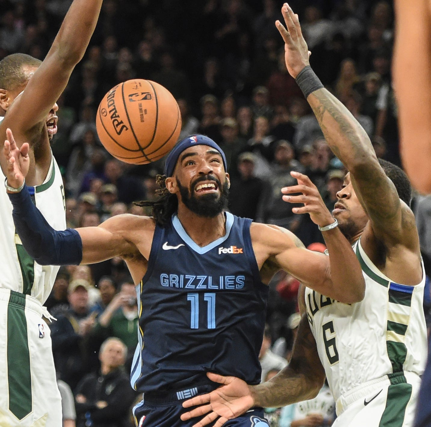 Grizzlies attempt to follow up 'culture building win'