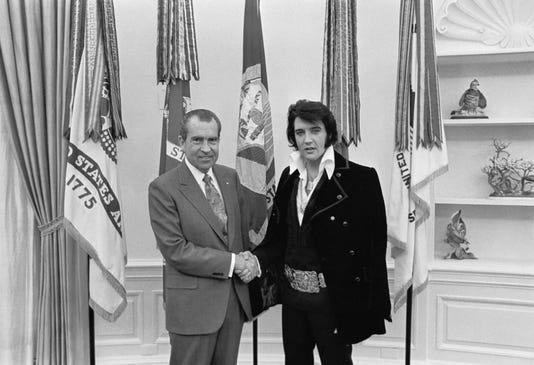 Elvis Nixon Big