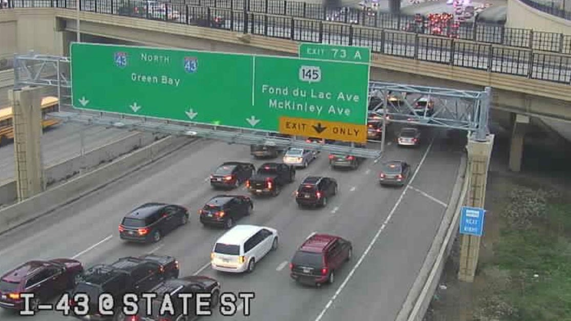 Sheriff Plans Saturation Patrol On I 43 Following Road Rage Shooting That Closed Milwaukee Freeway