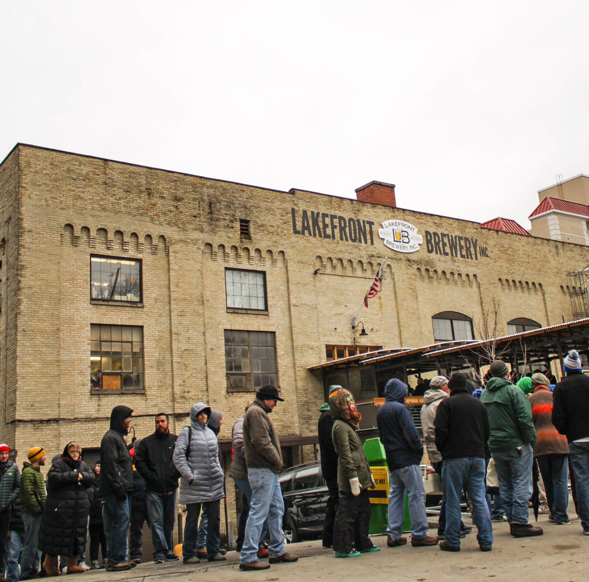 In Milwaukee, Black Friday belongs to beer releases - plenty of them