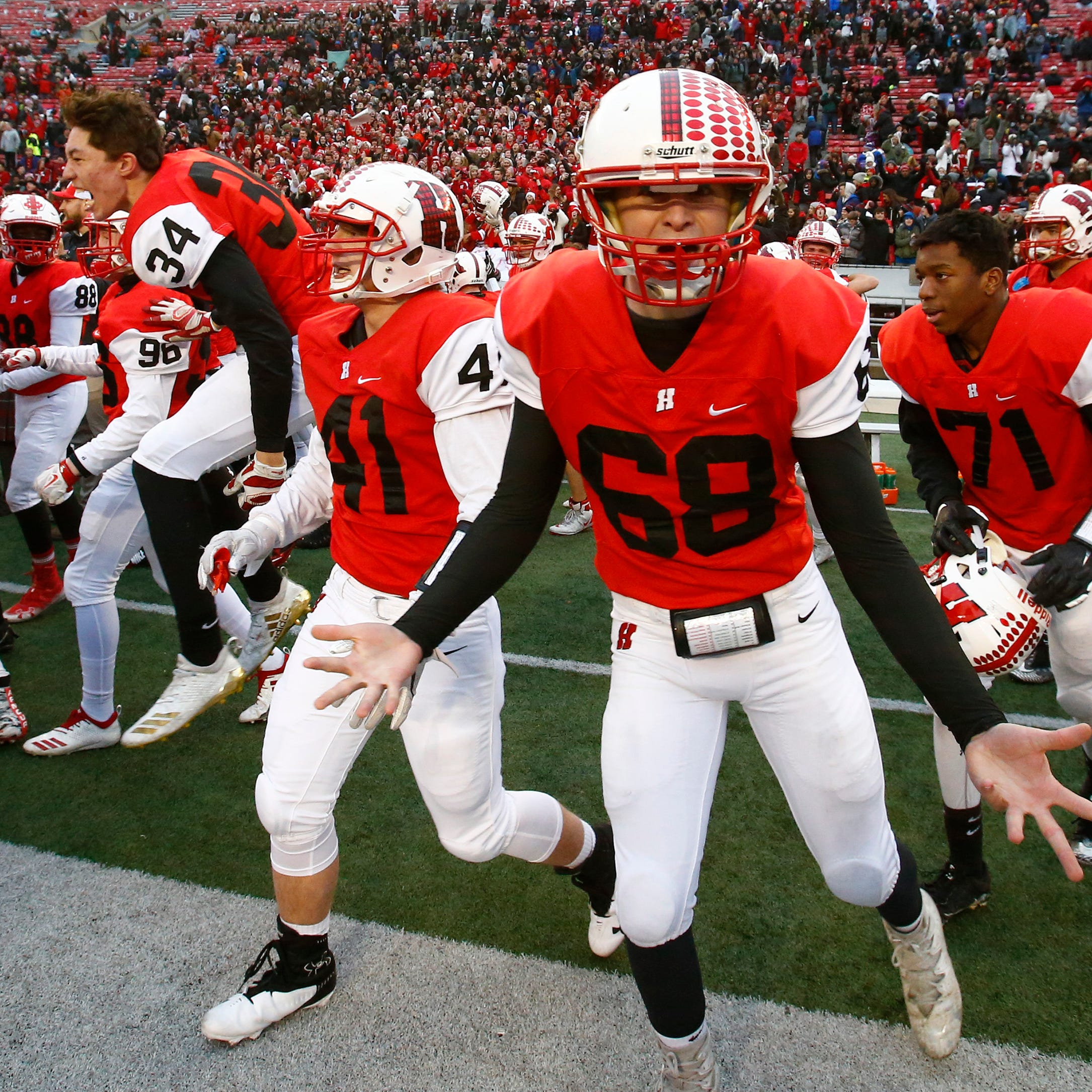 WIAA gives final approval to the football-only conference plan. New leagues will start in 2020