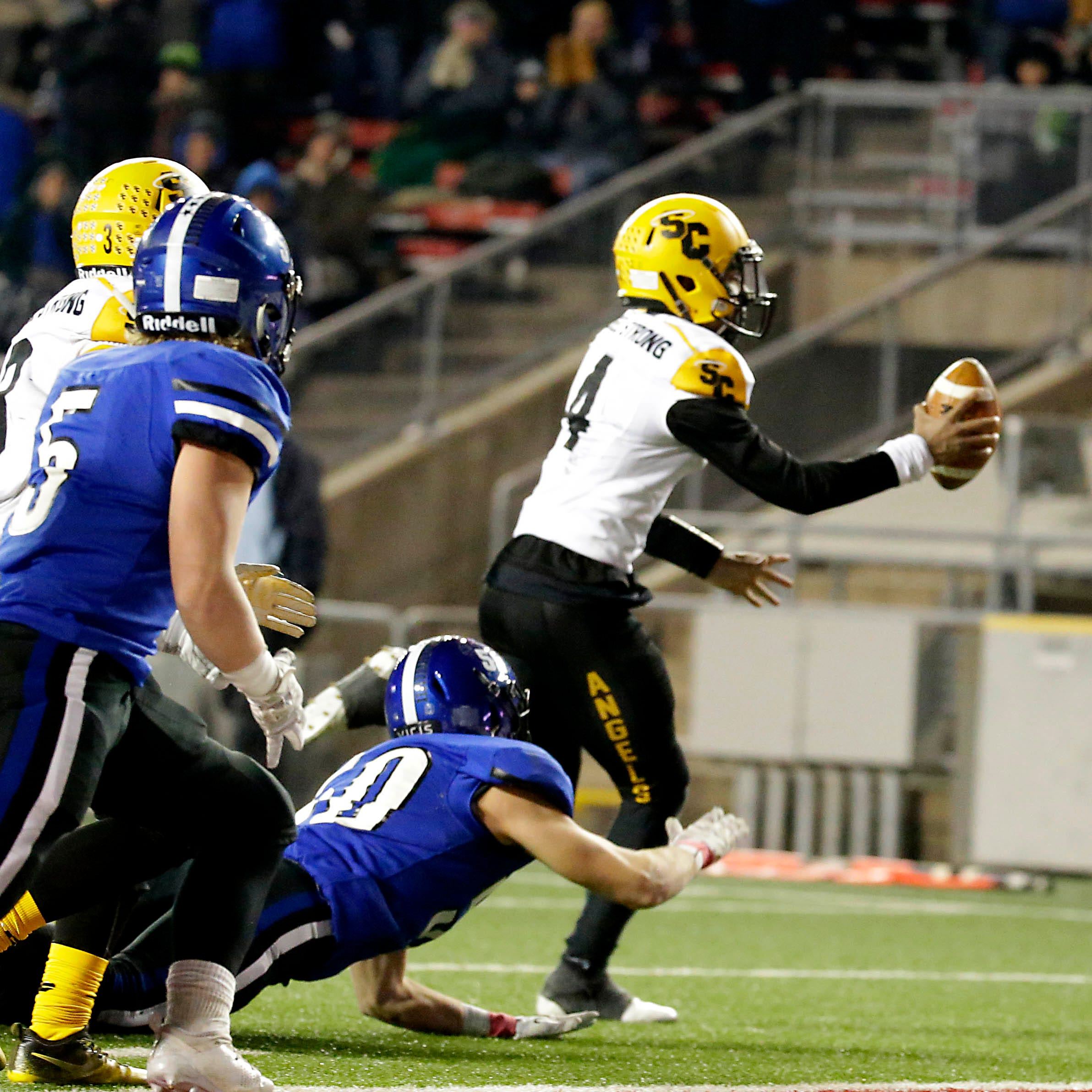 Prep poll: Vote for the Journal Sentinel's athletes of the week for Nov. 12-17