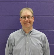 Scott Hoff, president of Palmyra-Eagle Area School Board
