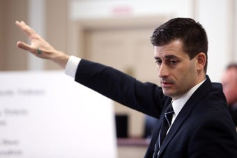 VIDEO: Assistant Prosecutor Matthew Troiano giving his closing arguments in the Virginia Vertetis murder trial.