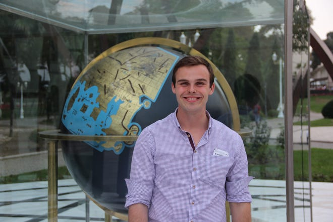 Jeffrey Dick, a Muncie Central High School and Ball State University graduate, was named to Forbes' 30 Under 30 list for science.