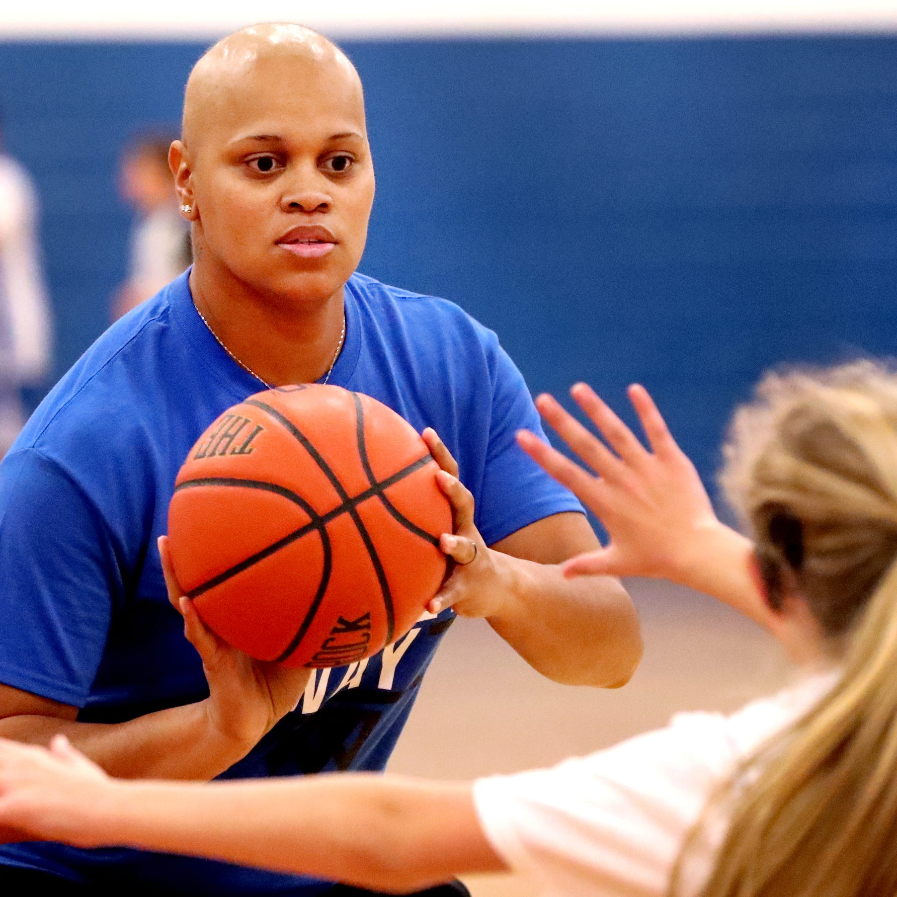 A four-quarter battle: Former MTSU Lady Raider Tia Stovall fighting breast cancer