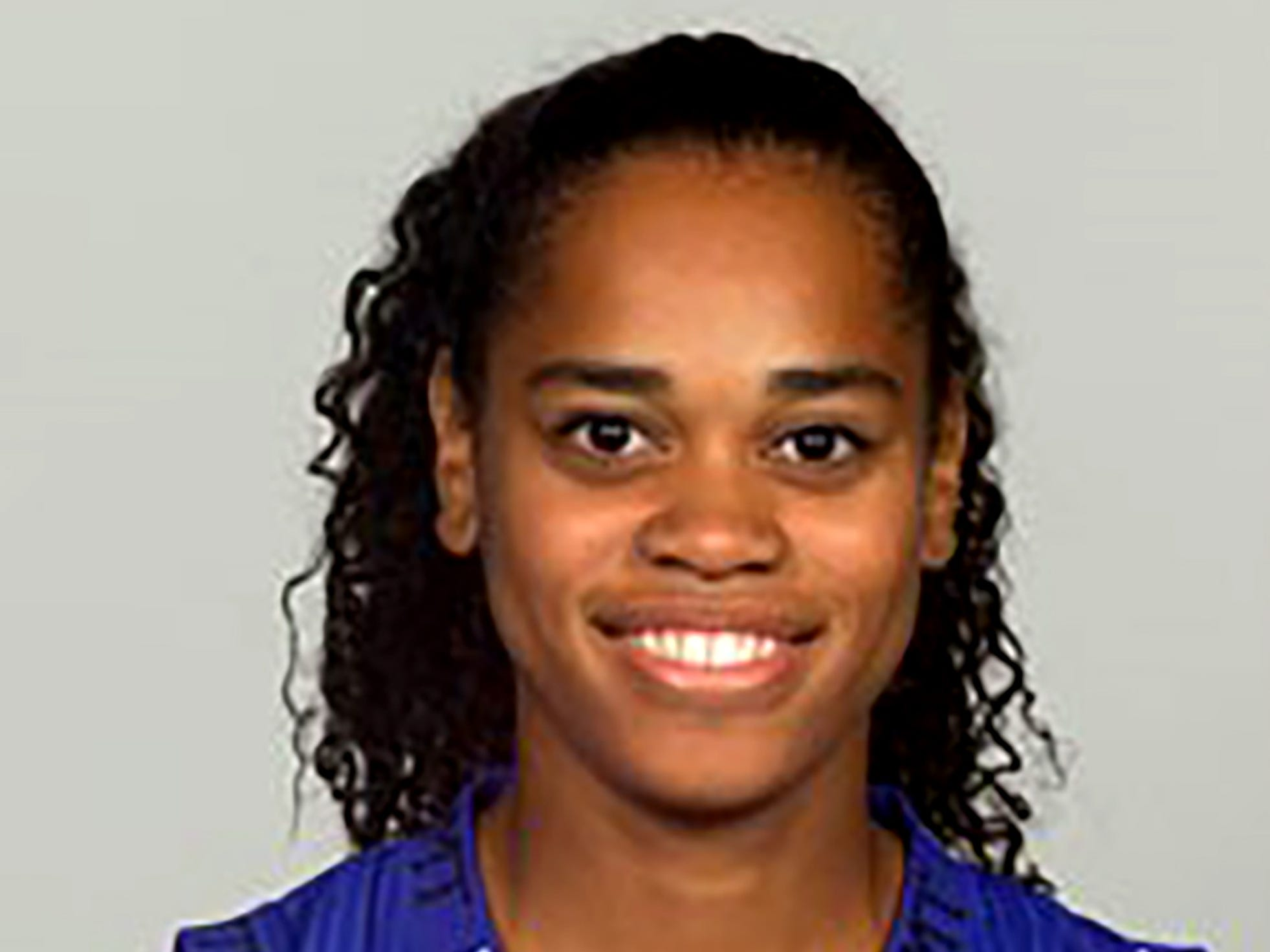 MTSU photo of Tia Stovall
