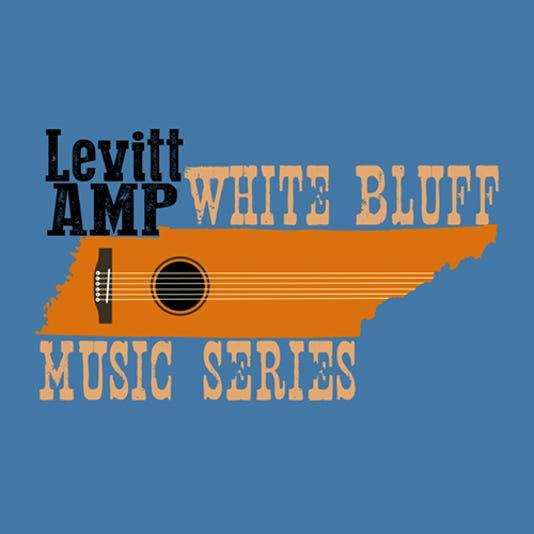 Levitt Amp White Bluff Music Series Logo