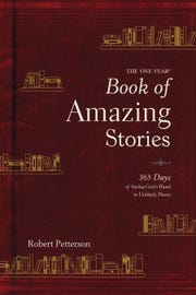 """""""The One Year Book of Amazing Stories"""""""