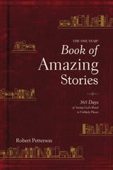 """The One Year Book of Amazing Stories"""