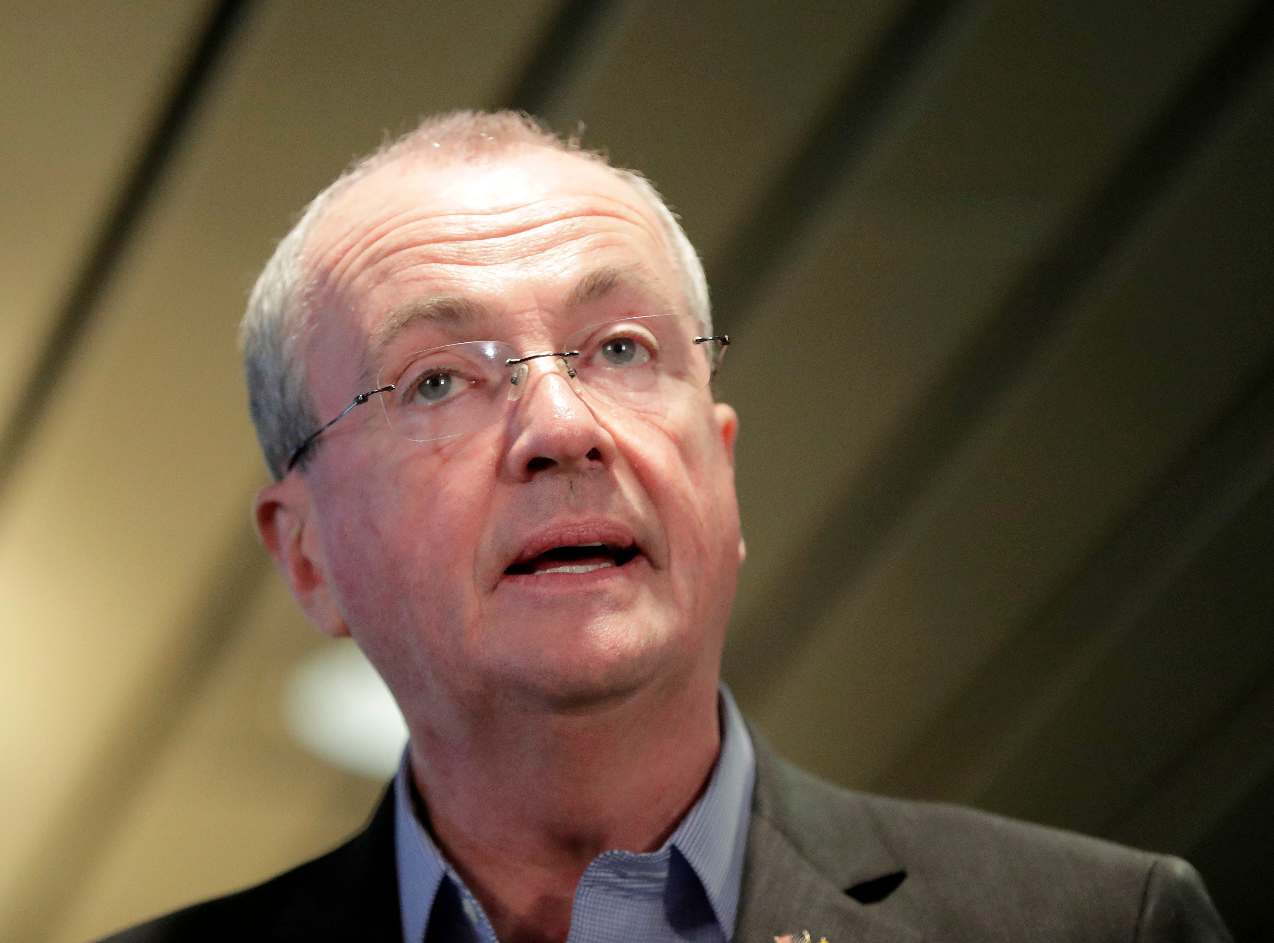 Phil Murphy blames poor storm response on forecast, commuters leaving early