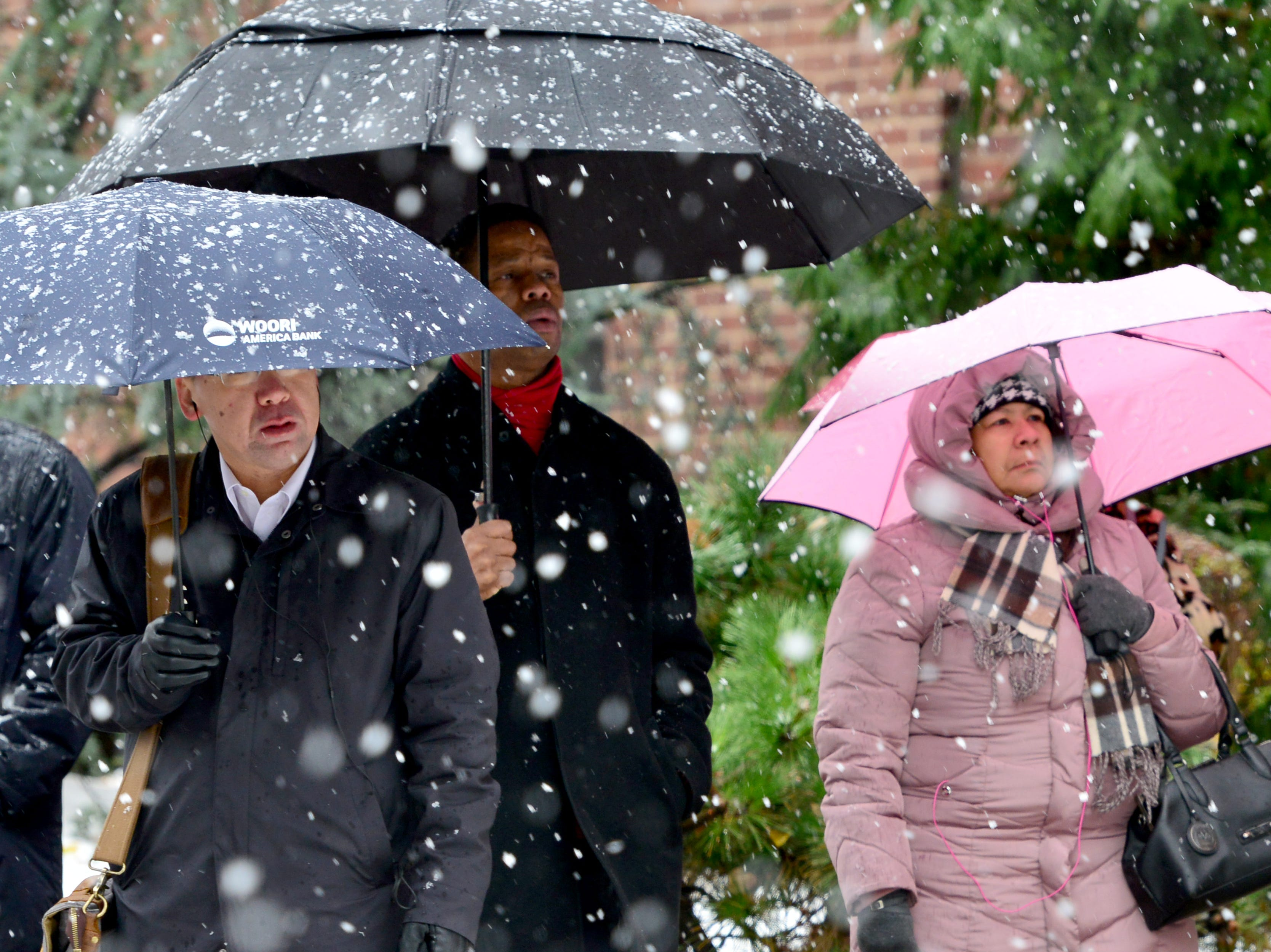 NJ weather: Snow showers expected for Thursday morning's commute