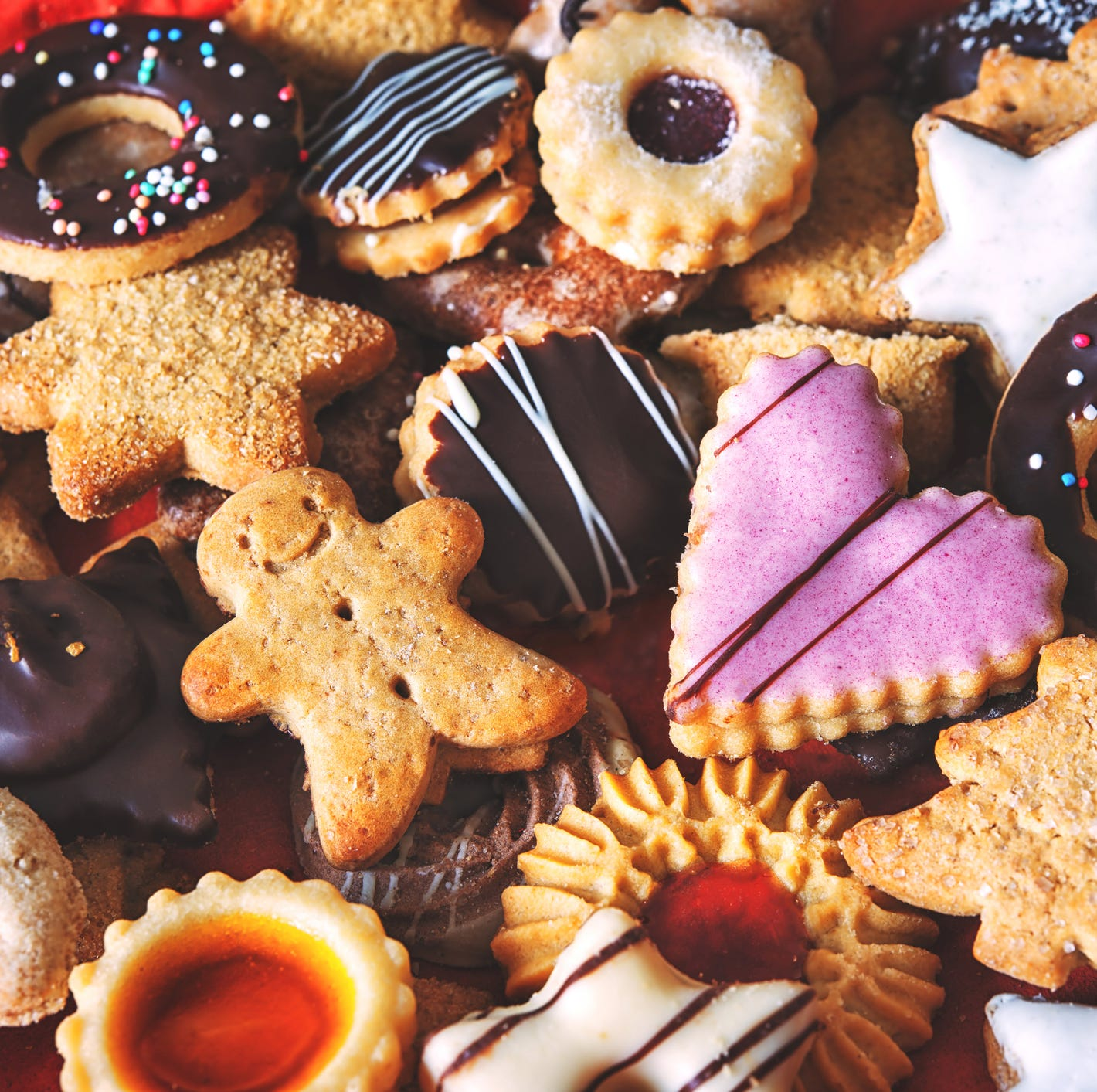 Christmas cookie recipes: LSJ staff offer some of their favorites, with downloadable cards