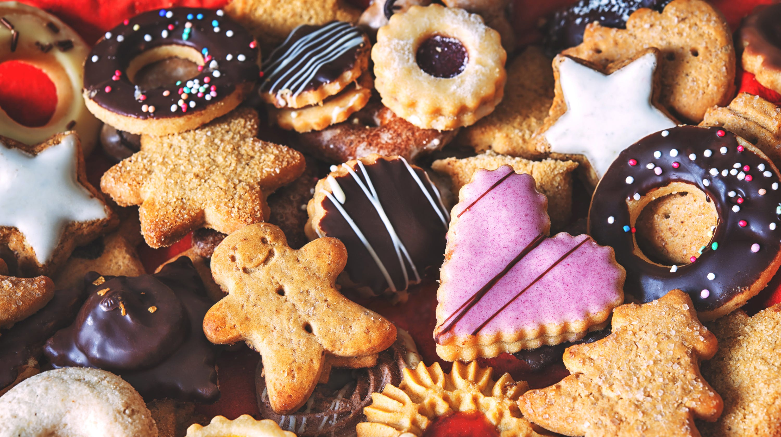 Holiday Baking Traditions Include Christmas Cookies For The Holidays