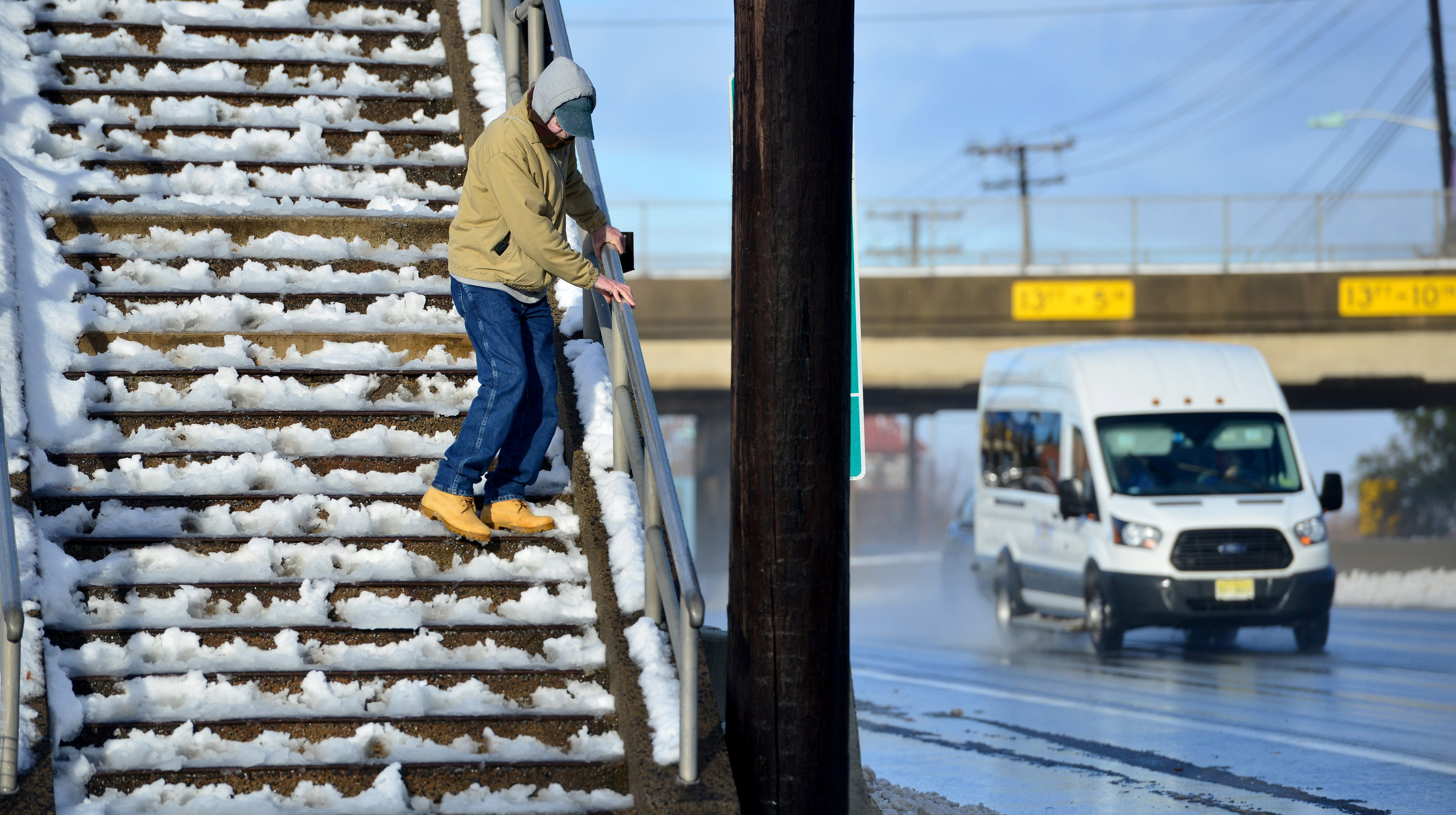 These are some of the worst commuter stories we heard from Thursday's snowstorm