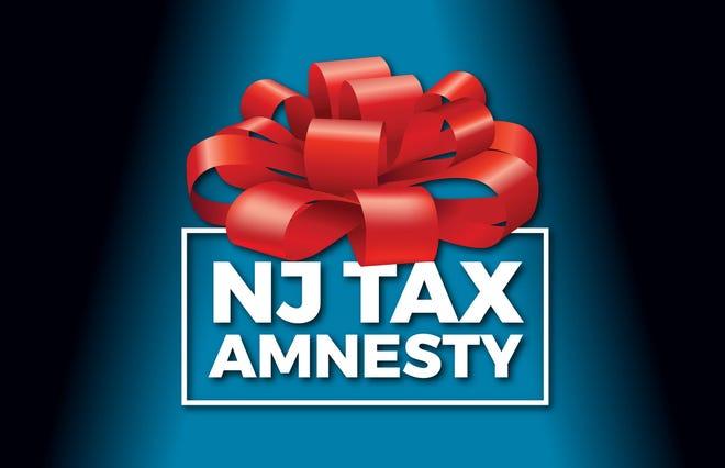 Logo for New Jersey's 2018-19 tax amnesty program