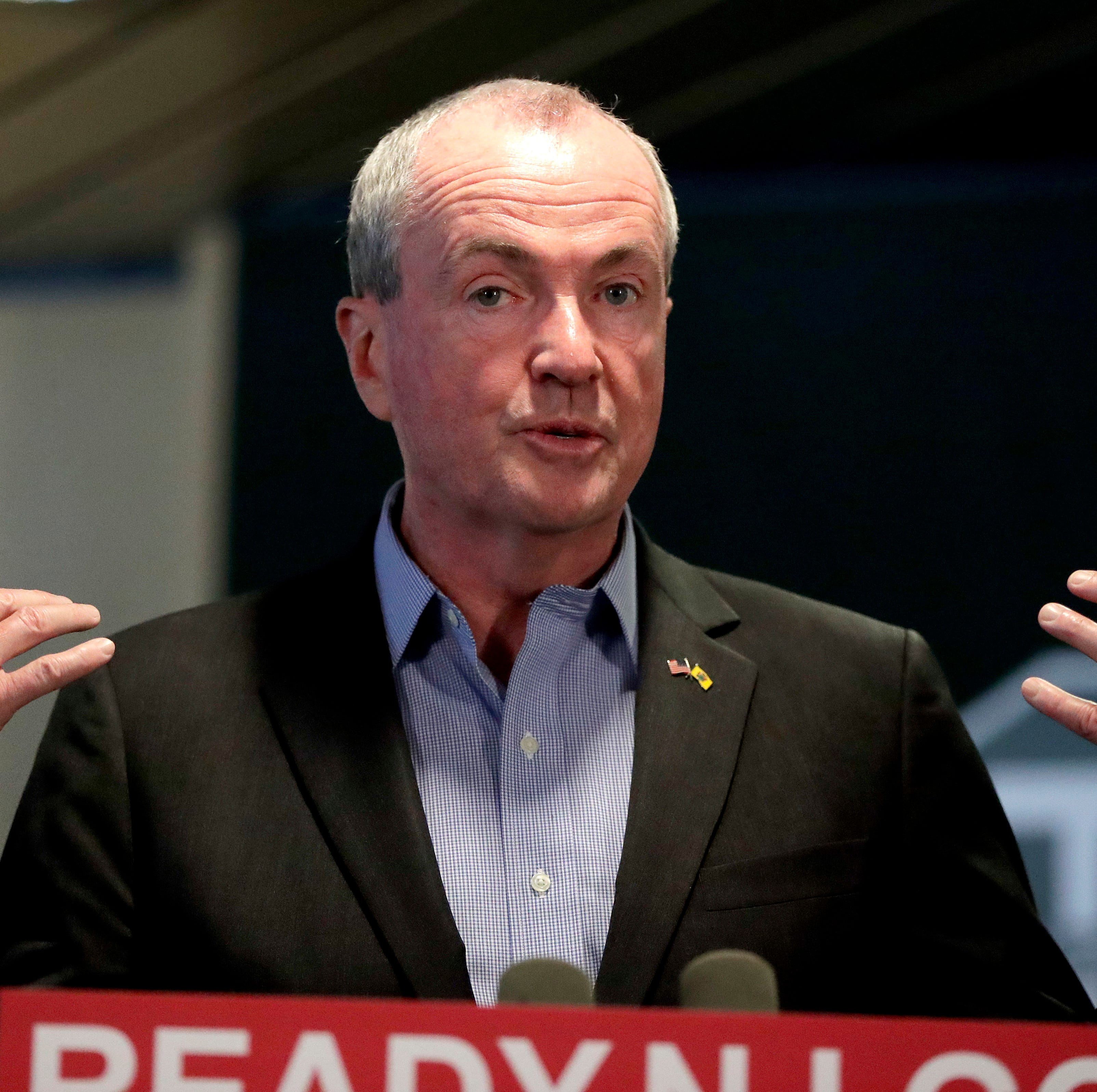 Gov. Phil Murphy offers storm warning, resetting narrative after NJ failed to plow roads
