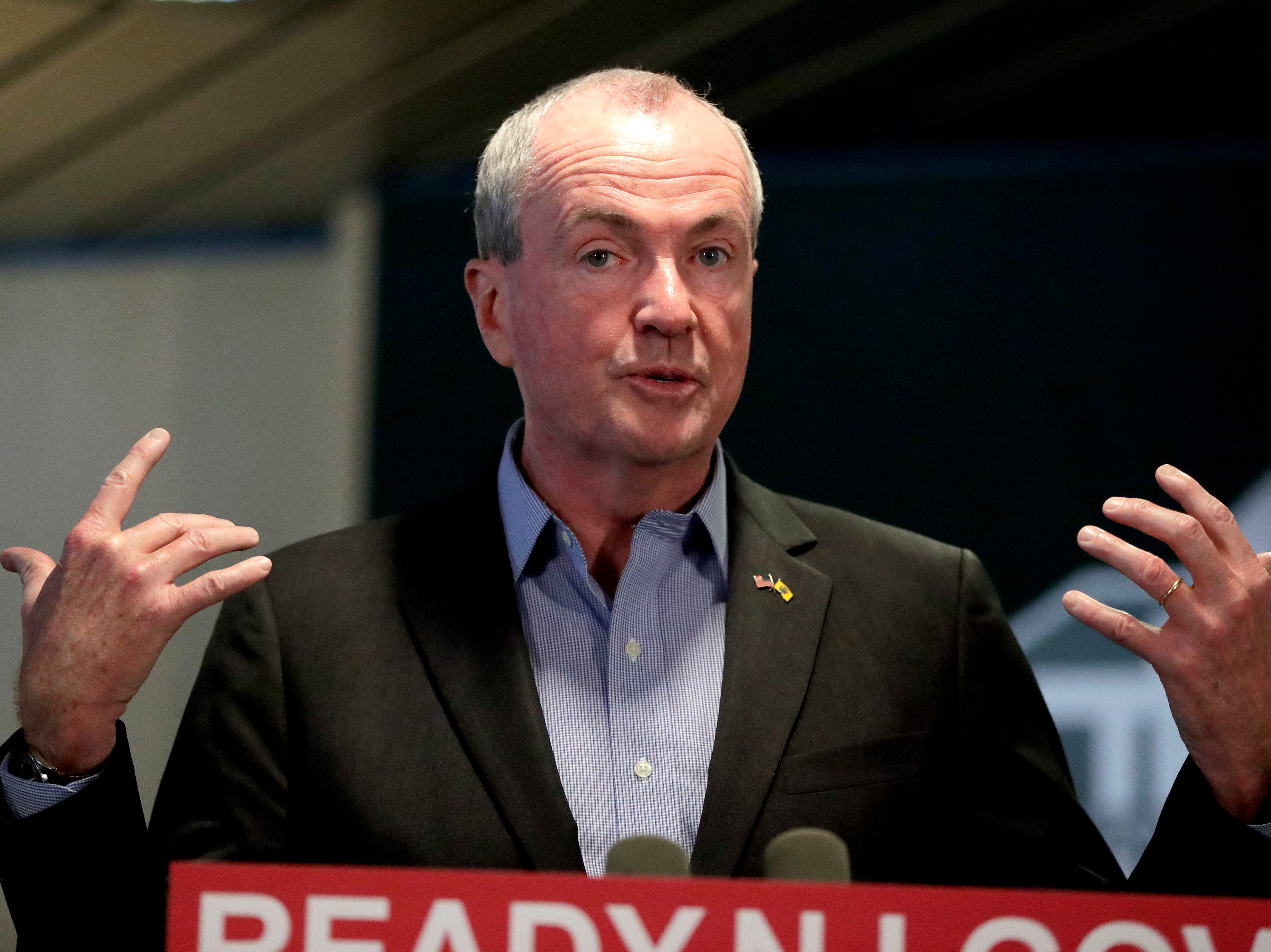 What's behind Gov. Phil Murphy's 'aggressive' winter storm prep this week?