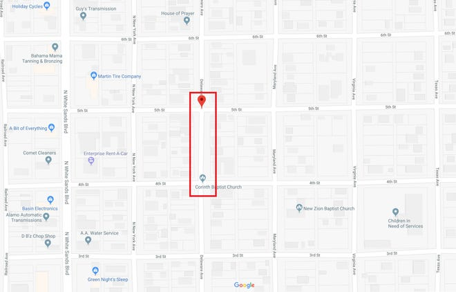 The City of Alamogordo is scheduling a water outage in the area of Delaware Avenue between 4th and 5th streets on Monday, Nov. 19.