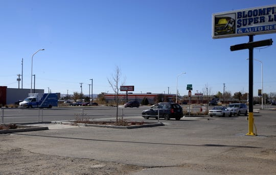 The owner of the Bloomfield Super Lube location is concerned about the amount of traffic on 6th Street.