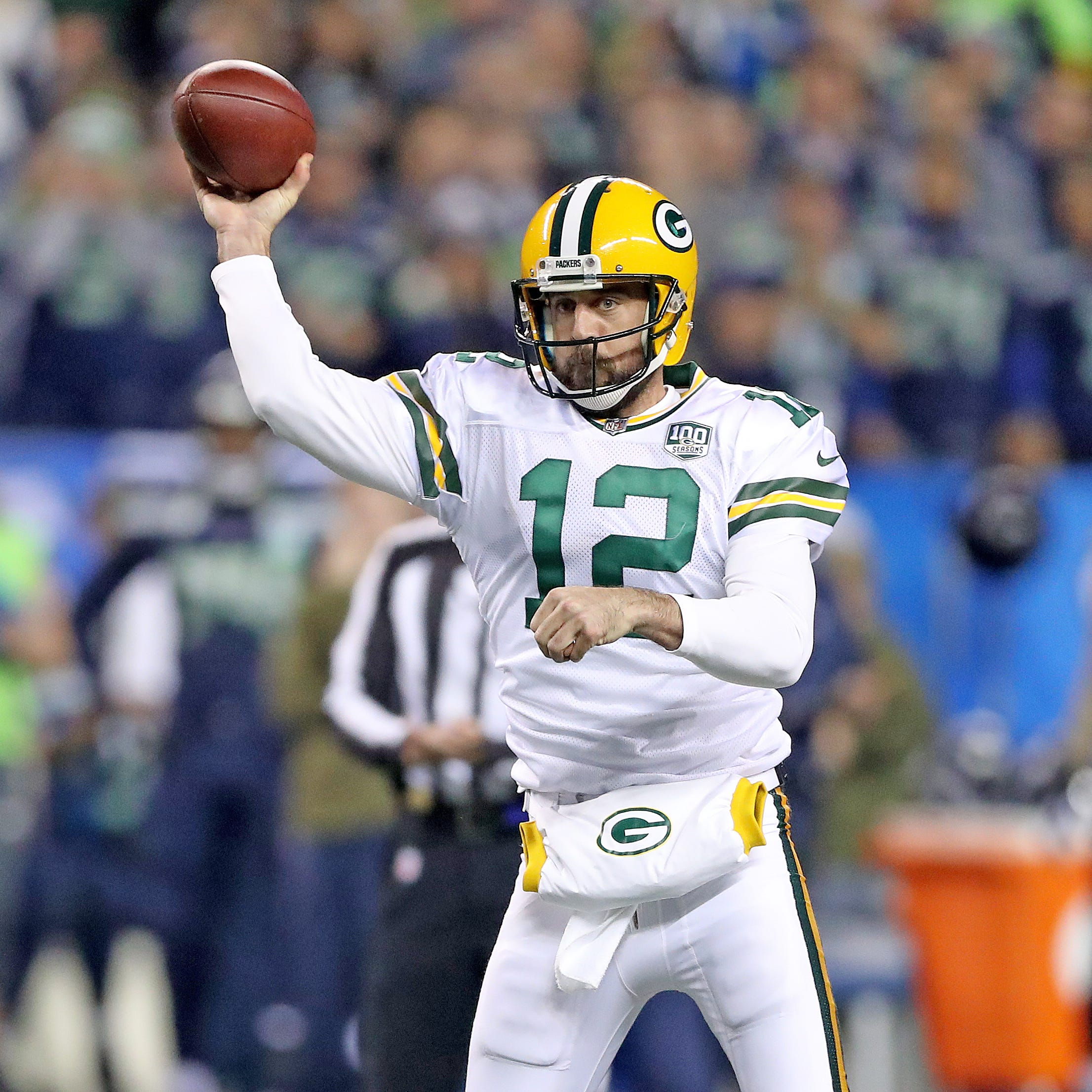 Packers Morning Buzz:  Aaron Rodgers' body language not a good look