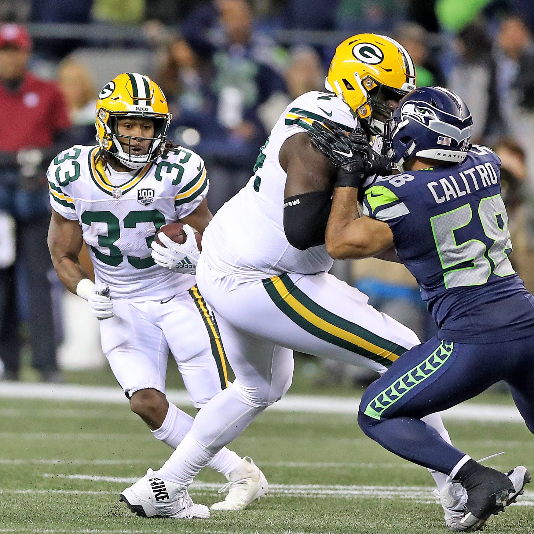 Analysis: Packers again fail to get the most out of Aaron Jones