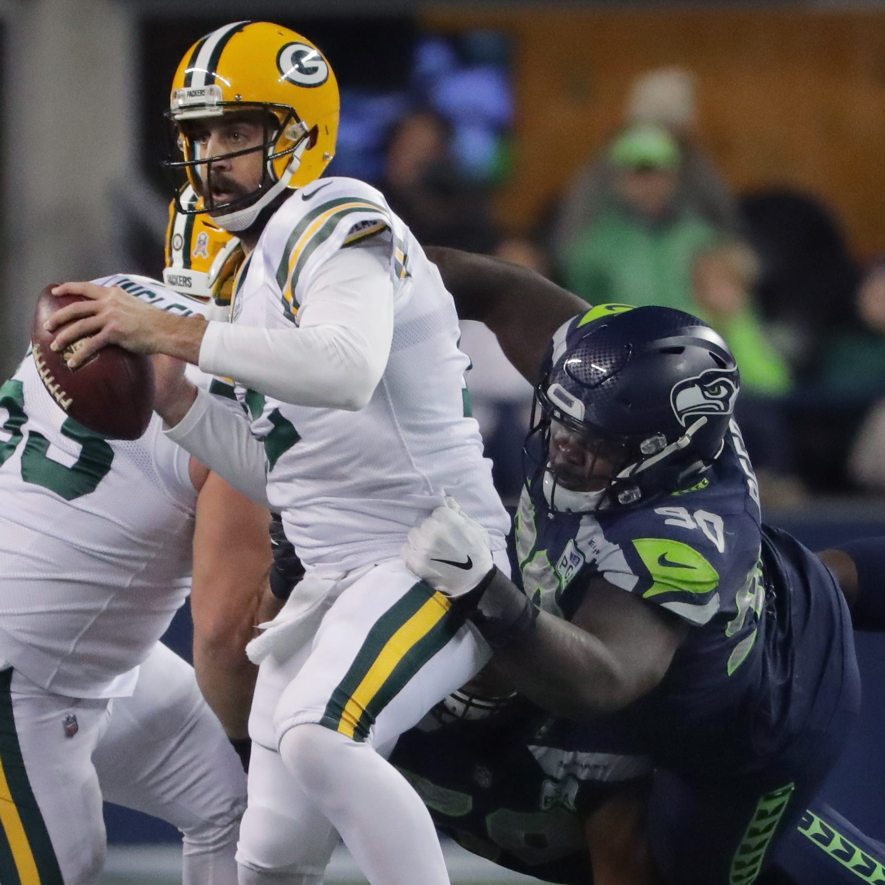 Dougherty: 'Galvanizing moment' eluding Aaron Rodgers, Packers