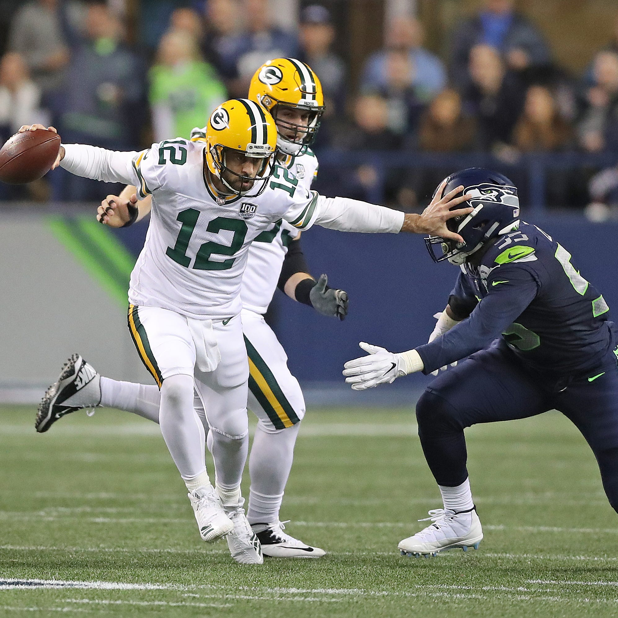 Silverstein: Rodgers, McCarthy can't seem to fix whatever is broken with Packers' offense