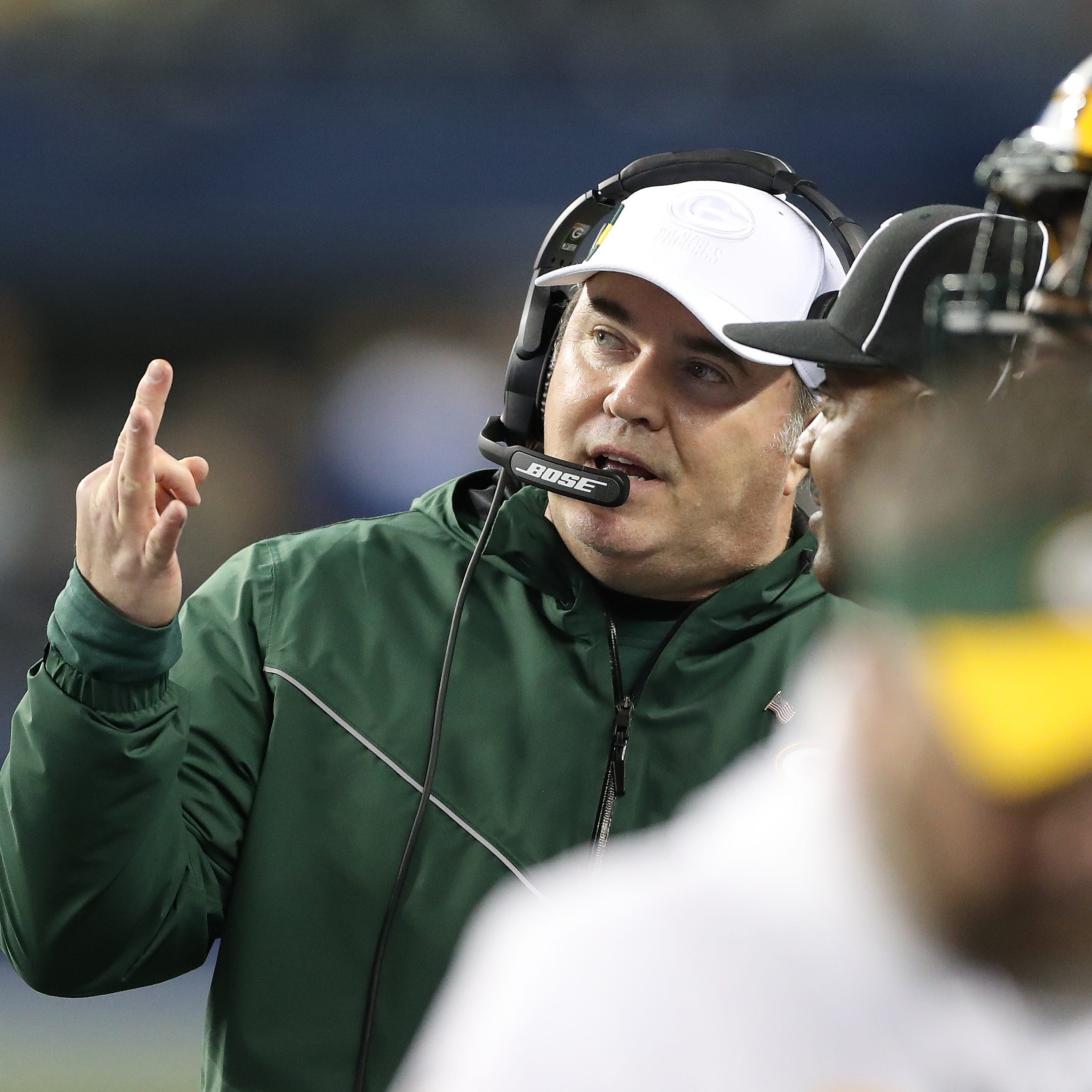 Packers' worn-down defense not up to task after Mike McCarthy opts for late-game punt