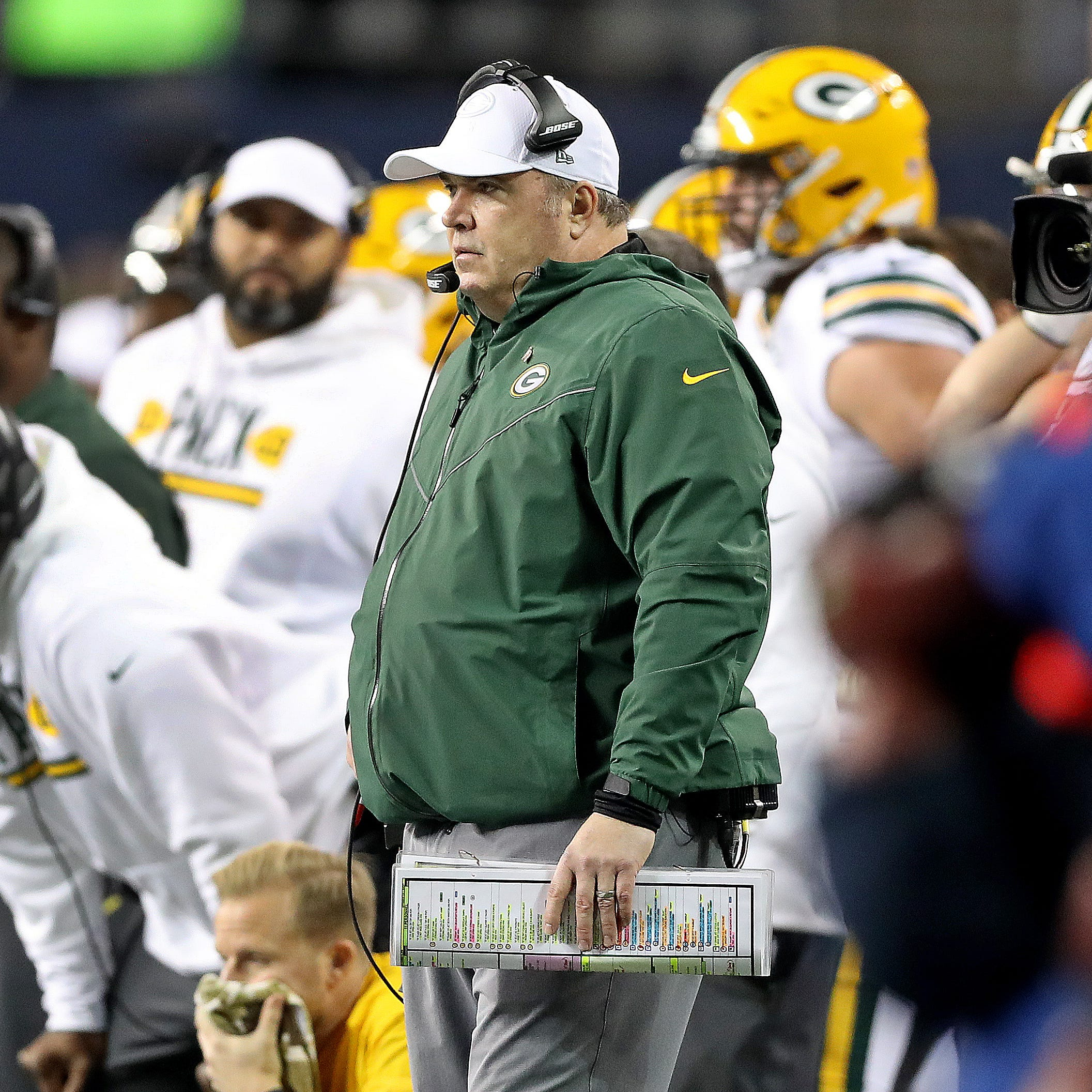 Packers Morning Buzz: Plenty of blame to go around