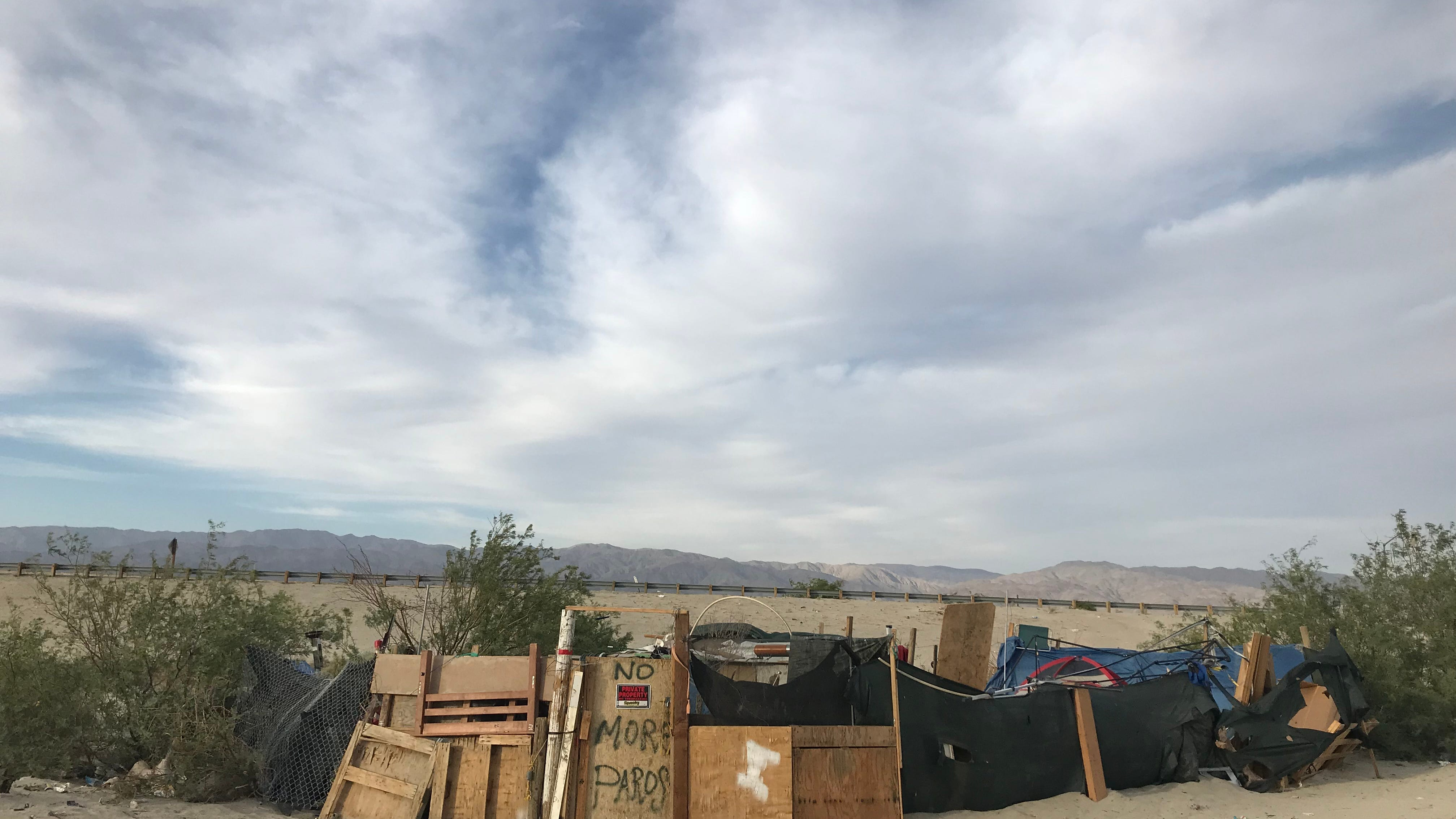 Help us investigate Coachella Valley homelessness. Tell us what you want to know